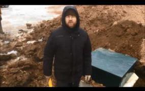 Обустройство скважины и канализация